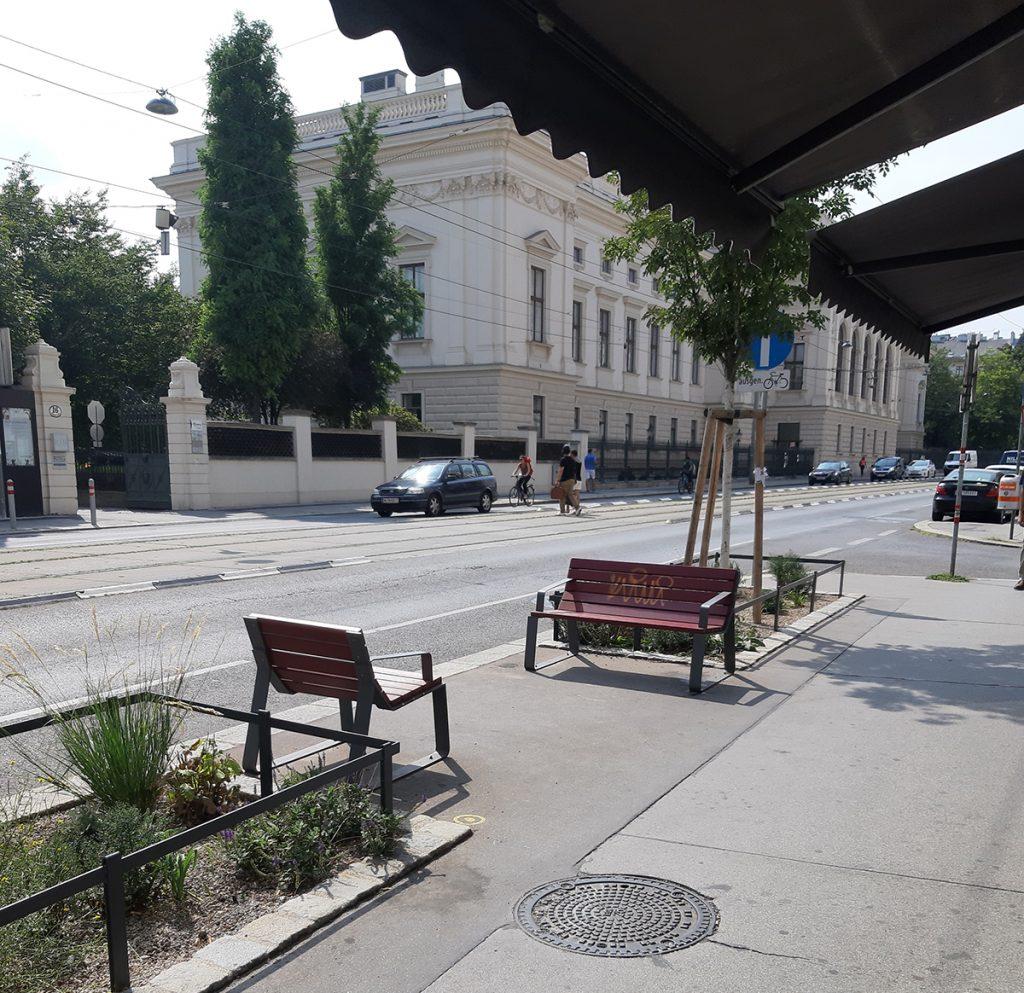 Verweilzone-Alserbachstrasse